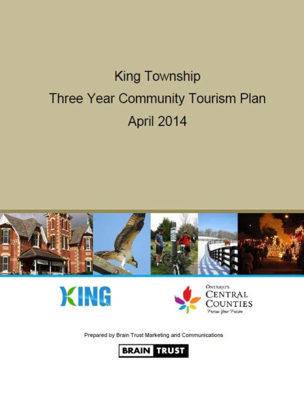 Cover_Tourism Plan